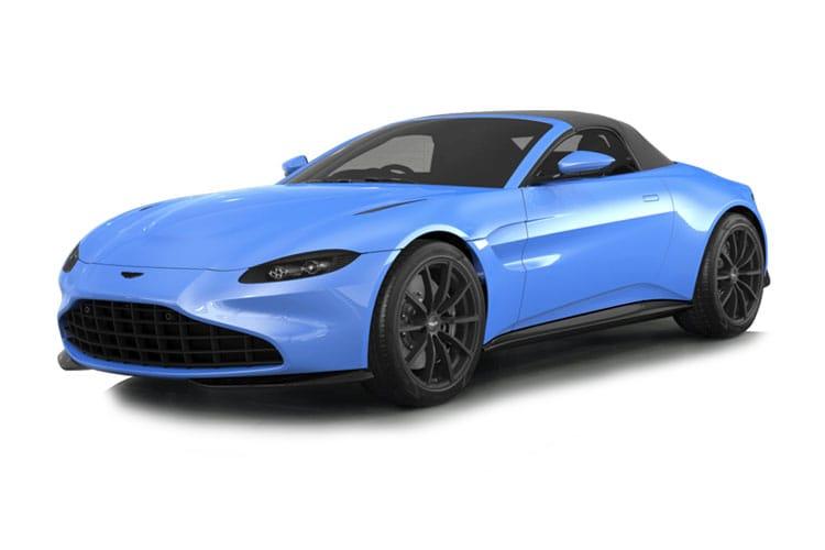 Aston Martin Leasing Vantage Leasing