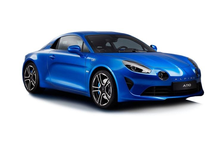 Alpine A110 2 Door Coupe Turbo S Dct 1.8 Petrol