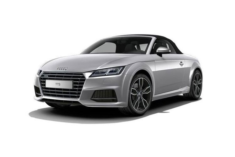 Audi Tt Roadster 40 Tfsi 197ps Black Edition S Tronic Petrol