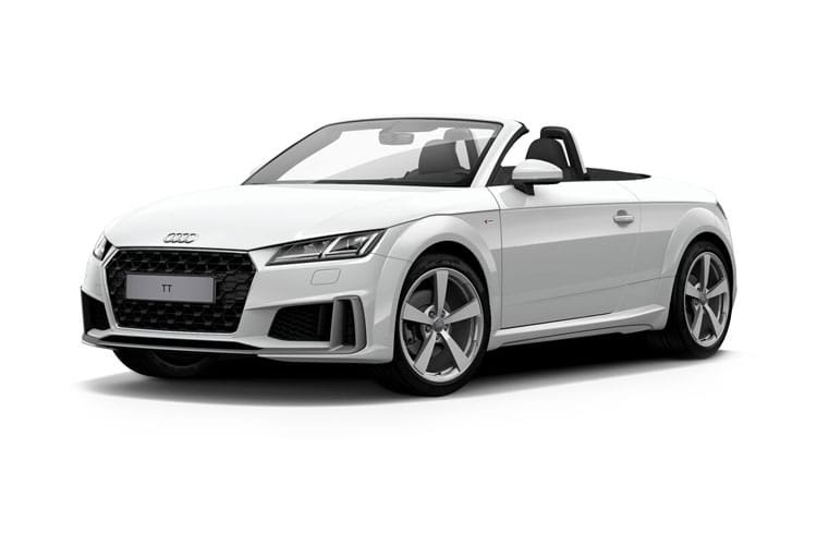 Audi Tt Roadster 45 Tfsi 245ps Sport Tech Pack S Tronic Petrol