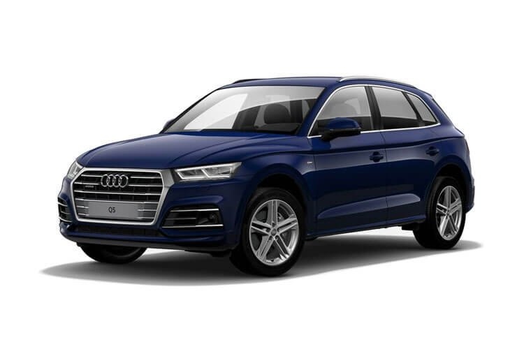 Audi Q5 Suv 55 Tfsi E Quattro S Line Competition Comfort+sound Pack S Tronic Plug In Hybrid Petrol