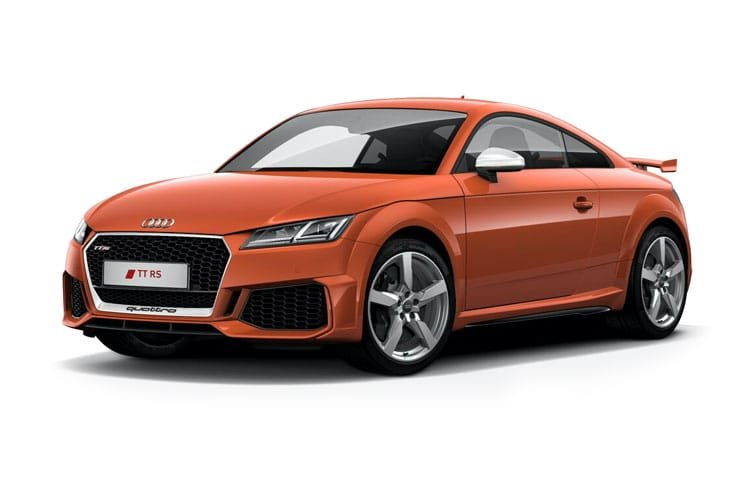 Audi Tt Rs Coupe 400 Quattro Sport Edition Comfort+sound Pack S Tronic Petrol