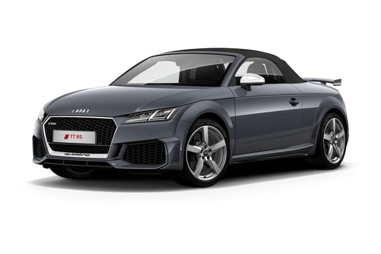 Audi Tt Rs Roadster Quattro Sport Edition Comfort+sound Pack S Tronic Petrol