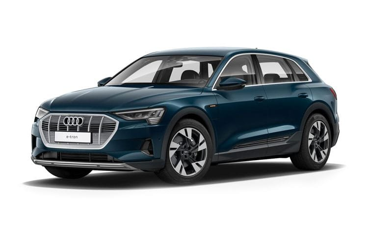 Audi E-tron Estate 55 95kwh Quattro 408ps Black Edition Electric
