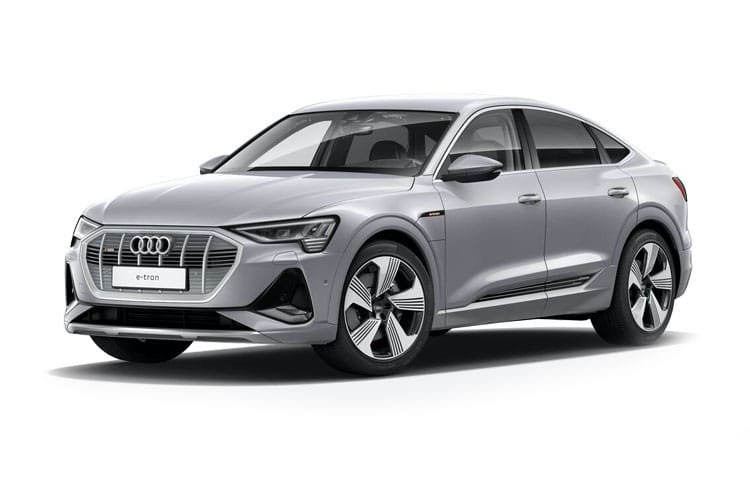 Audi E-tron Sportback 95kwh Quattro 503ps S Comfort+sound Pack Electric
