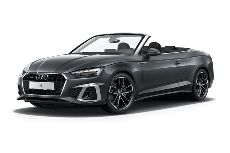 Audi A5 Cabriolet 40 Tfsi 204ps Edition 1 S Tronic Petrol