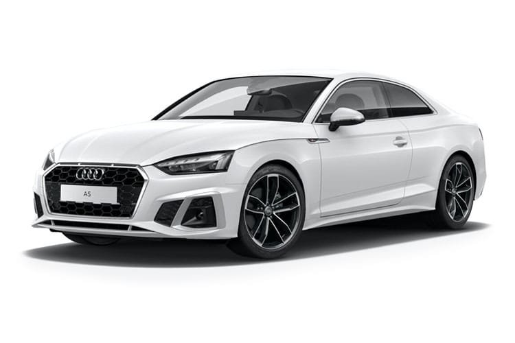 Audi A5 Coupe 40 Tdi 204ps Quattro S Line S Tronic Diesel