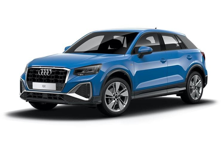 Audi Q2 Suv 35 Tfsi 150ps Black Edition Petrol