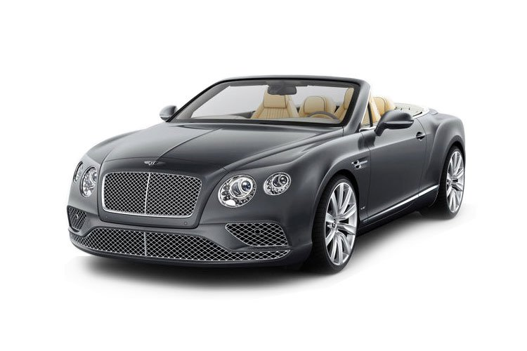 Bentley Continental Convertible Gt Mulliner Driving Specification Auto 6 Petrol