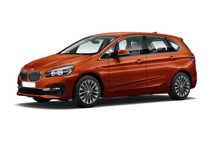 Bmw 218d 5 Door Active Tourer Luxury Auto 2 Diesel