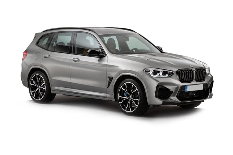 Bmw X3 M Competition Auto Petrol