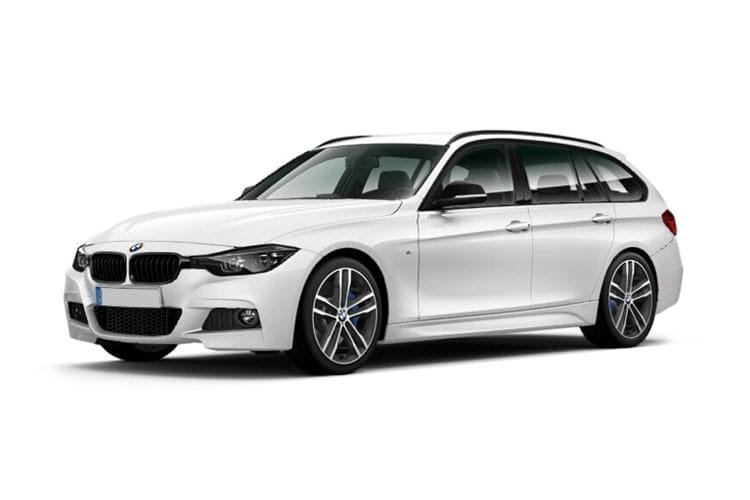 Bmw 318d Touring Mht M Sport Tech/pro Pack Auto 2 Mild Hybrid Electric Diesel