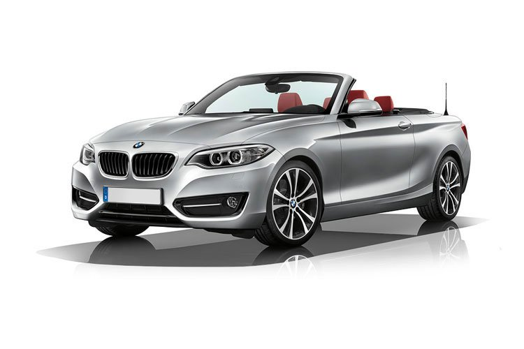 Bmw 218i 2 Door Convertible M Sport 2 Petrol