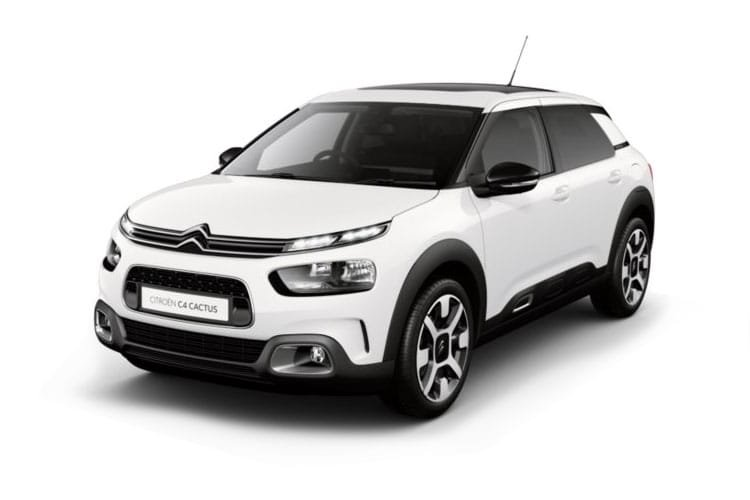 Citroen C4 Cactus Bluehdi Flair Eat6 1.5 Diesel