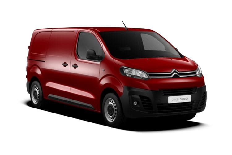 Citroen Dispatch Van Bluehdi Xs Enterprise 1.5 Diesel