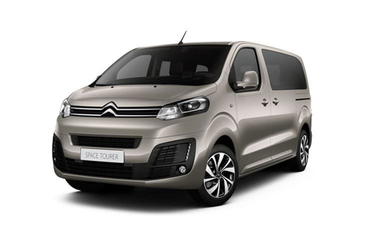 Citroen E-spacetourer 100kw Business M 50kwh Start+stop 8seat Electric