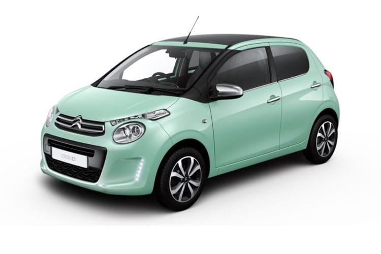 Citroen C1 Airscape 5 Door Vti Shine 1 Petrol