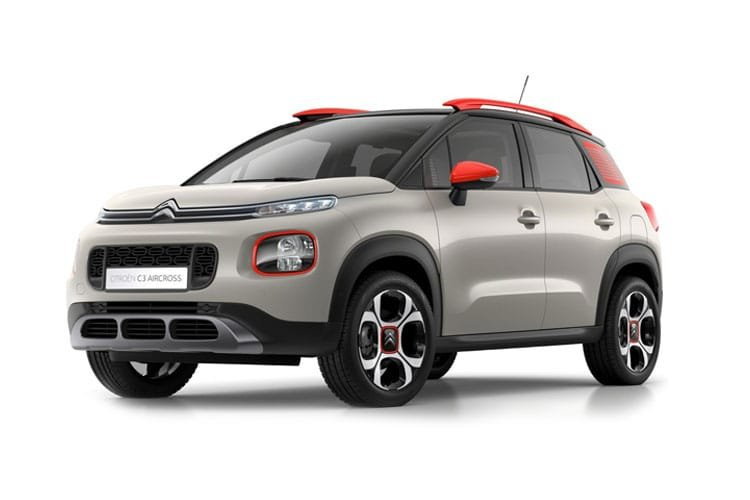Citroen C3 Aircross Puretech Shine Eat6 1.2 Petrol