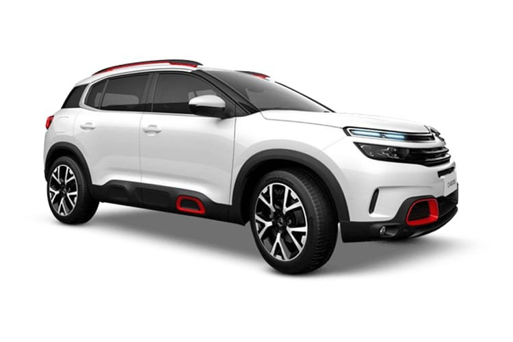 Citroen C5 Aircross Puretech Shine Plus Eat8 1.2 Petrol