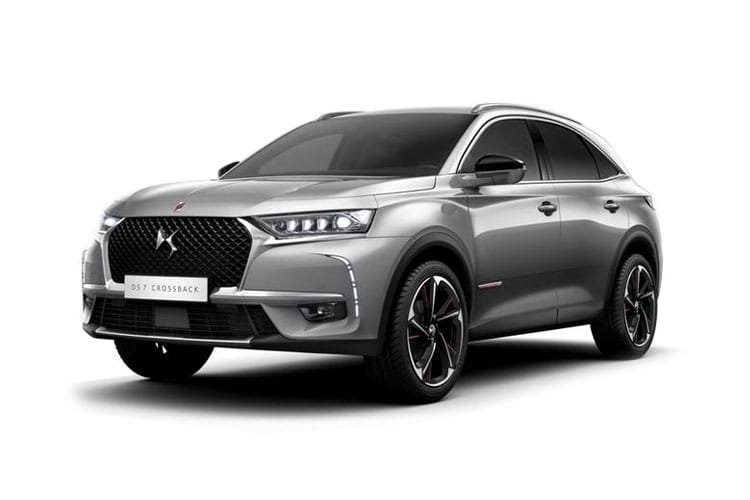 Ds Automobiles 7 Cross Back Puretech Performance Line Auto 1.2 Petrol