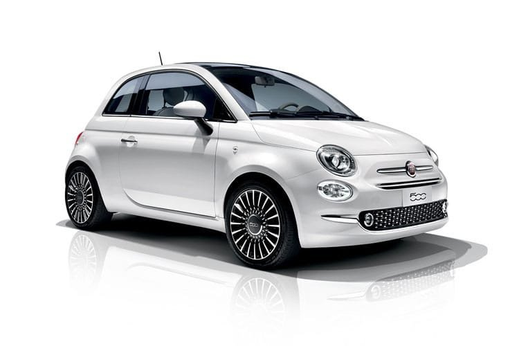 Fiat 500 3 Door Hatch Star Dualogic Doclv 1.2 Petrol