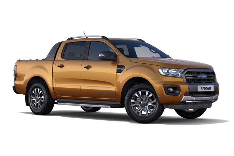 Ford Ranger Pick Up Ecb Double Cab Thunder Auto 4x4 2 Diesel