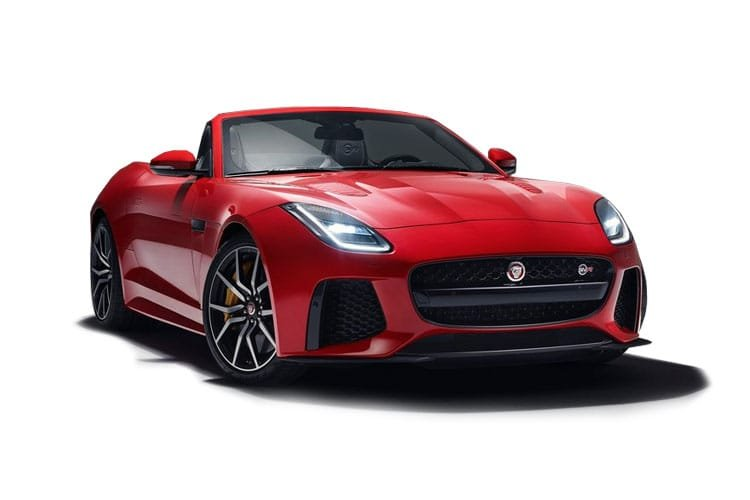 Jaguar F-type Convertible V8 Supercharged R-dyn Auto Awd 5 Petrol