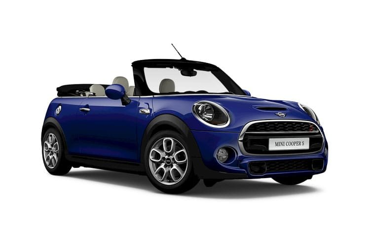 Mini Convertible Cooper S Exclusive Comfort Nav Pack 2 Petrol