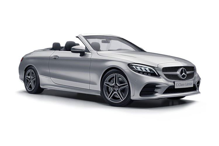 Mercedes C43 Cabriolet Amg Line Night Edition Premium Plus Auto 4matic 3 Petrol