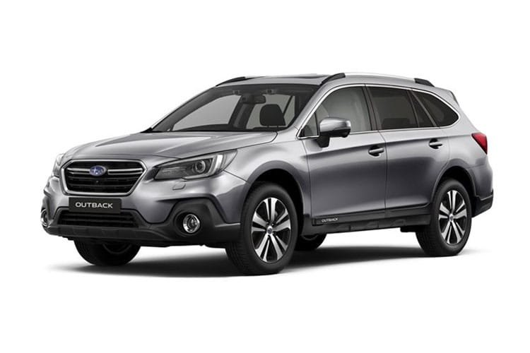 Subaru Outback 5 Door Estate I Se Lineartronic 2.5 Petrol