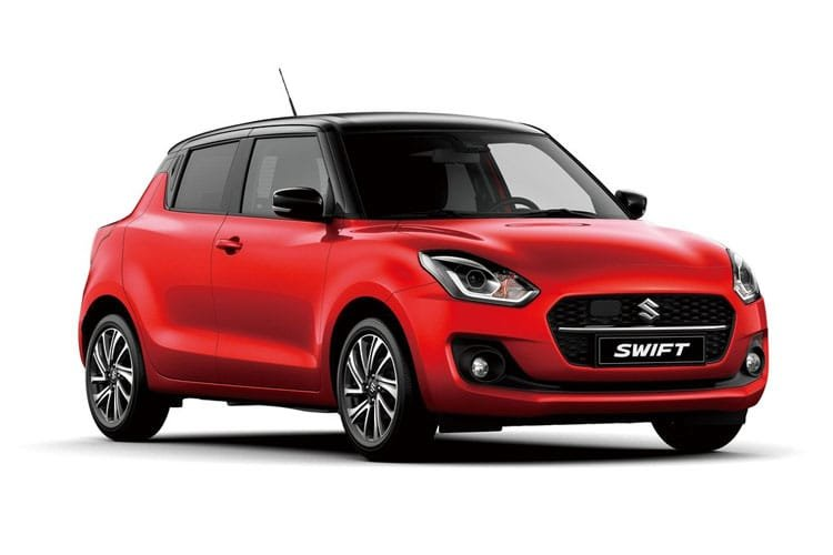 Suzuki Swift 5 Door Hatch Dualjet Hybrid Sz-t 1.2 Hybrid Petrol