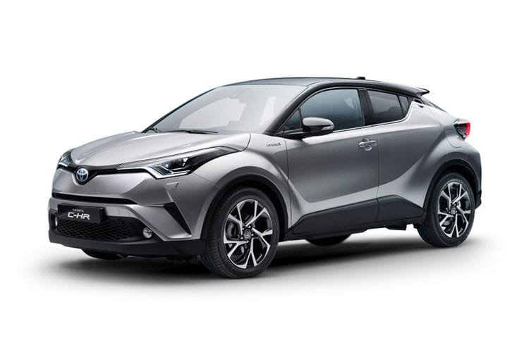 Toyota C-hr 5 Door Hybrid Dynamic Leather Cvt 1.8 Hybrid Petrol