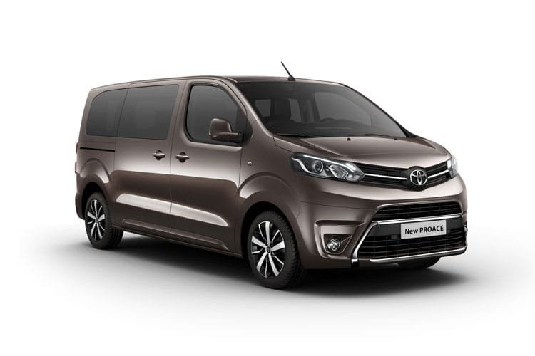 Toyota Proace Verso D Long Vip Auto 2 Diesel