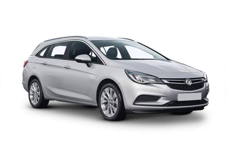 Vauxhall Astra Sports Tourer Turbo Business Edition Nav 1.2 Petrol
