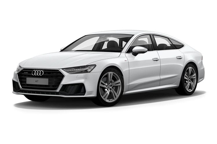 Audi A7 Sportback 40 Tdi Quattro Black Edition Comfort+sound Pack S Tronic Diesel