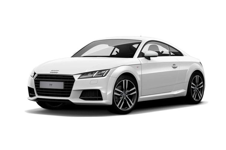 Audi Tt Coupe 40 Tfsi 197ps Vorsprung S Tronic Petrol
