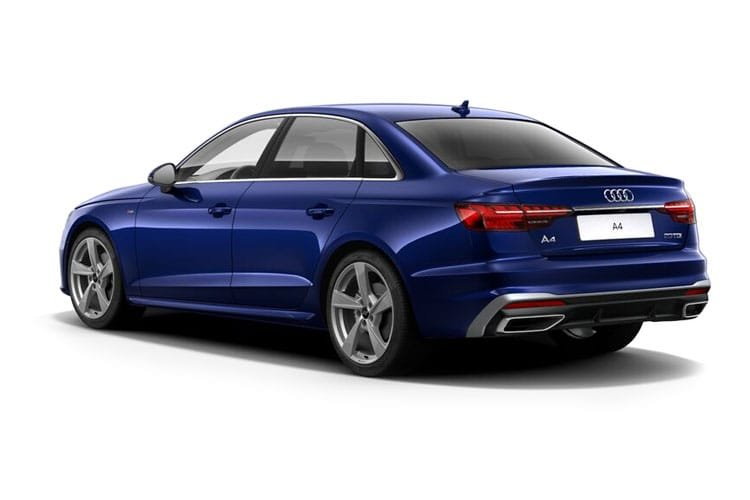 Audi A4 Saloon 35 Tfsi 150 S Line Comfort+sound Pack Petrol