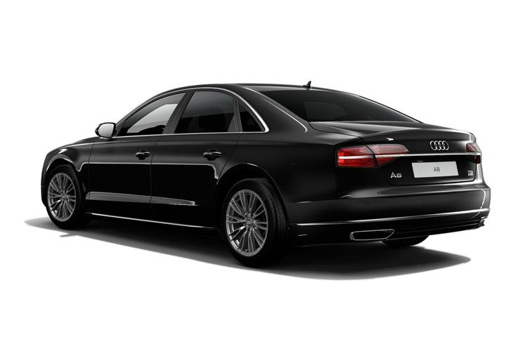 Audi A8 L 4 Door 55 Tfsi Quattro 340 Black Edition Comfort+sound Pack Tiptronic Petrol