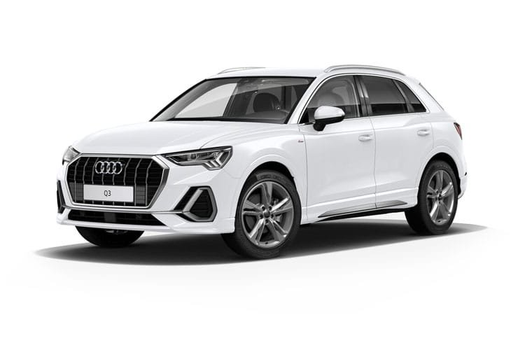 Audi Q3 Suv 35 Tfsi Cod 150ps Black Edition Petrol