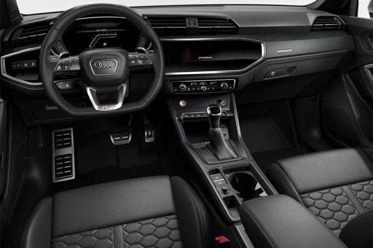 Audi Rs Q3 Sportback Tfsi Quattro Sport Edition Comfort+sound Pack S Tronic Petrol