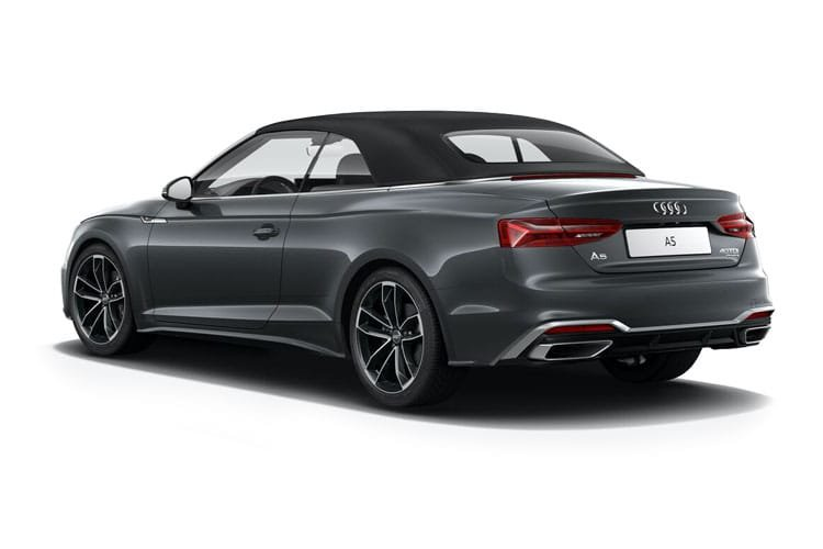 Audi A5 Cabriolet 40 Tdi 204ps Quattro S Line S Tronic Diesel
