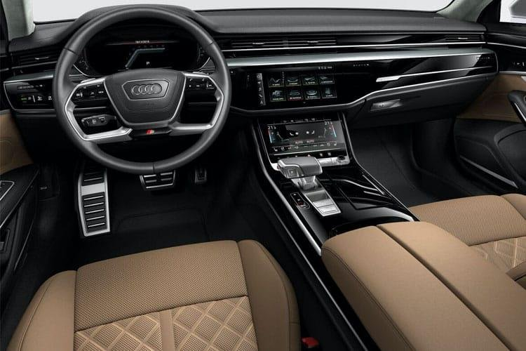 Audi S8 4 Door 571ps Quattro Black Edition Tiptronic Petrol