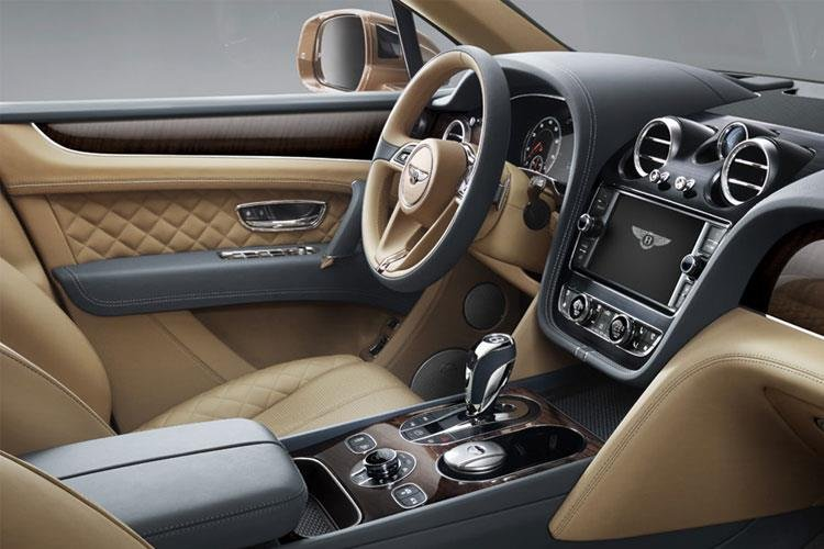 Bentley Bentayga Estate V6 Hybrid Auto 3 Plug In Hybrid Petrol