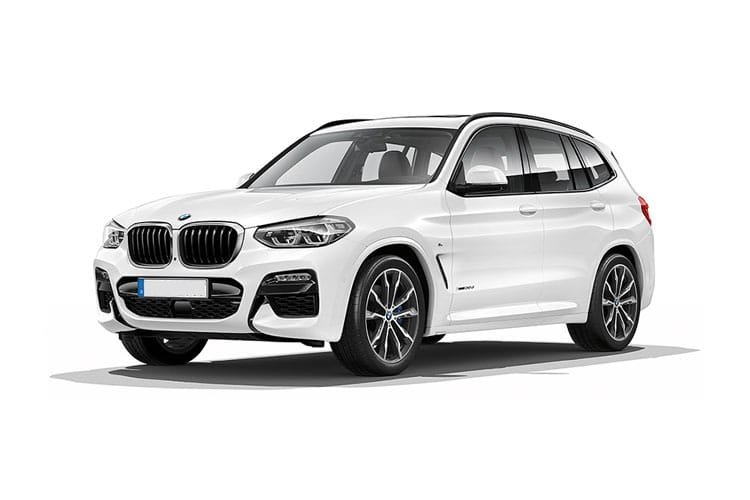 Bmw X3 Xdrive30e M Sport Tech/plus Pack Auto Plug In Hybrid Petrol