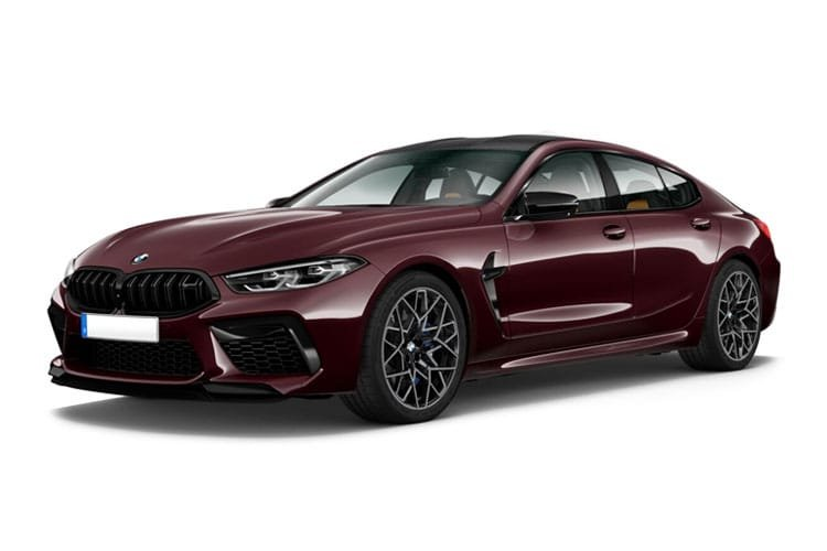 BMW M8 Gran Coupe Leasing