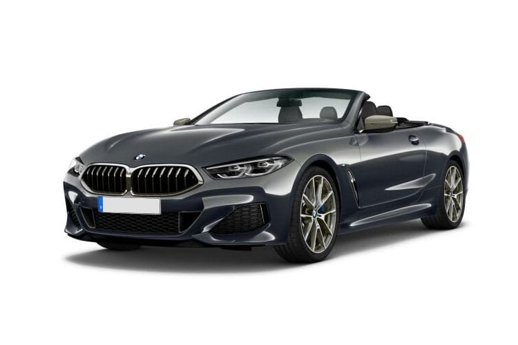 BMW 8 Series Convertible Leasing