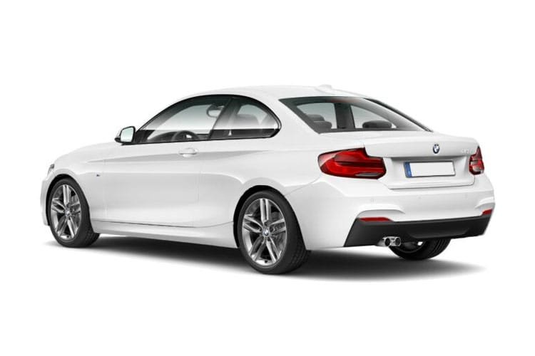 Bmw 218i 2 Door Coupe Se Auto 2 Petrol