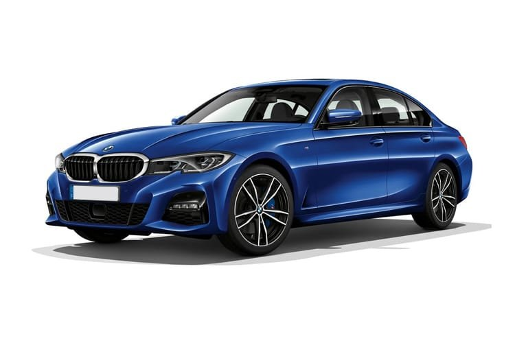 BMW 3 Series Saloon Leasing