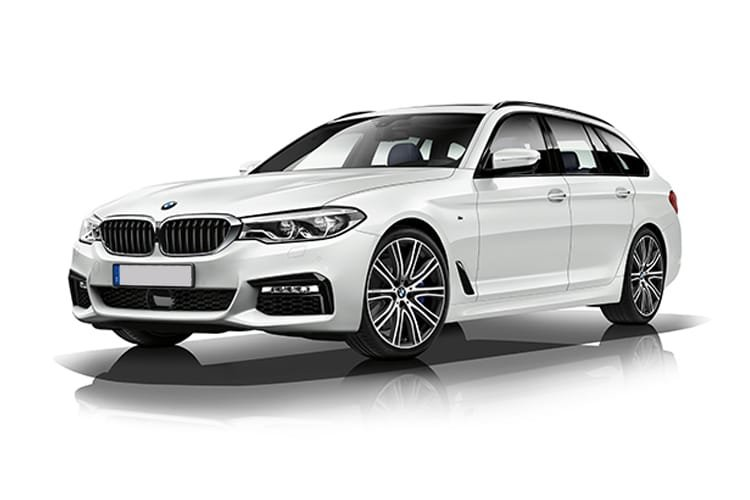 BMW 5 Series Touring Leasing