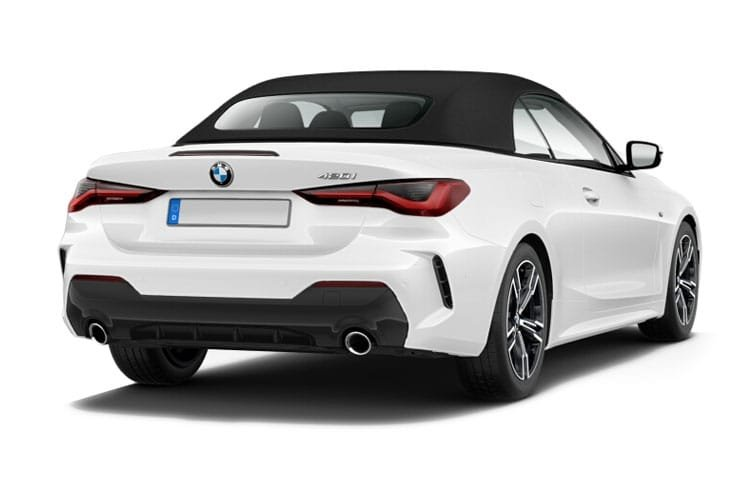 Bmw 430i Convertible M Sport Tech/pro Pack Auto 2 Petrol